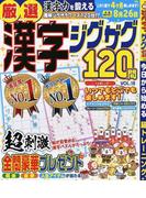 厳選漢字ジグザグ120問 VOL.18 (MSムック)