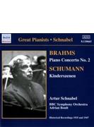 子供の情景/ピアノ協奏曲 シュナーベル/ボールト/BBC交響楽団/ケネディ