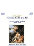セレナード第3番K.185,4番K.203 ネラト/ザルツブルク