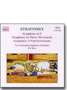 交響曲ハ調/3楽章の交響曲/管楽器のシンフォニーズ シャオ/ニュージーランドSO