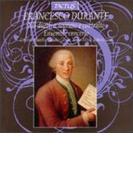 ドゥランテ:ソプラノとアルトのための12の二重唱曲 ミアテッロ(S) カヴィーナ(A) ほか 【CD】