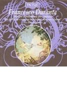 ドゥランテ:チェンバロのための練習曲とディヴェルティメント集 アルヴィーニ(cemb) 【CD】