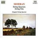 弦楽三重奏曲、弦楽四重奏曲集 マッジーニ四重奏団【CD】