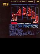 Six Intentions (Xrcd)【CD】