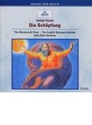 『天地創造』 ジョン・エリオット・ガーディナー&イングリッシュ・バロック・ソロイスツ、モンテヴェルディ合唱団(2CD)【CD】 2枚組