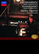 チャイコフスキー: ピアノ協奏曲第1番/ラフマニノフ:第3番 マルタ・アルゲリッチ【CD】