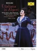 歌劇『アルジェのイタリア女』全曲 ポネル演出、レヴァイン&メトロポリタン歌劇場、ホーン【DVD】 2枚組