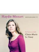 ハイドン=モーツァルト:ピアノ作品集第1集 クレール=マリ・ル・ゲ