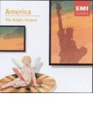 キングズ・シンガーズ/「アメリカ」【CD】