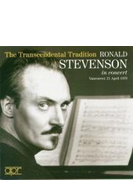 Stevenson The Transcendental Tradition