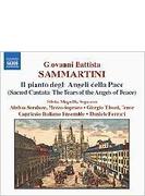 平和の天使たちの涙、交響曲J-C26 フェラーリ&カプリッチョ・イタリアーノ・アンサンブル