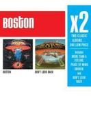 X2 (Boston / Don't Look Back)【CD】 2枚組