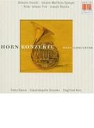 Horn Concertos-vivaldi, Reicha, Sperger, Etc: Damm(Hr) Kruz / Skd【CD】