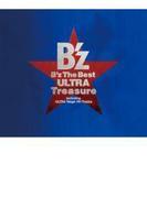 B'z The Best: Ultra Treasure【CD】 3枚組