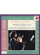 モーツァルト:2台のピアノのためのソナタ、シューベルト:幻想曲、他 ペライア、ルプー