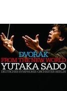 交響曲第9番『新世界より』 佐渡裕&ベルリン・ドイツ交響楽団