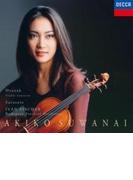 ツィゴイネルワイゼン~パッション 諏訪内晶子、I.フィッシャー&ブダペスト祝祭管【CD】