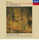 三角帽子、恋は魔術師 デュトワ&モントリオール交響楽団【CD】