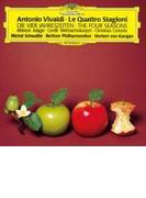 ヴィヴァルディ:四季、アルビノーニ:アダージョ、他 カラヤン&ベルリン・フィル【CD】