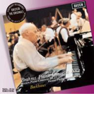 ブラームス:ピアノ協奏曲第2番、モーツァルト:ピアノ協奏曲第27番 バックハウス、ベーム&ウィーン・フィル【CD】
