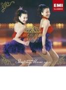 浅田舞&真央スケーティング・ミュージック2009-2010(CD+DVD)【CD】 2枚組