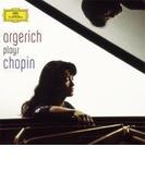 アルゲリッチ/ショパン初出音源集(1959-67)【CD】