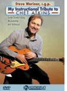 My Instructional Tribute To Chet Atkins【DVD】