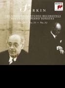 Piano Sonata, 30, 31, 32, : R.serkin (1976, 1960, 1967)【CD】