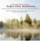 ある朝早く~フィンランド管弦楽名曲集 パヌラ&トゥルク・フィル、カメラータ・フィンランディア(2CD)【CD】 2枚組