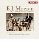 独唱歌曲全集 マクグリーヴィ、トンプソン、R.ウィリアムス、タルボット(2CD)【CD】 2枚組