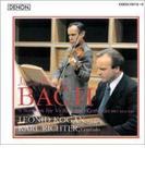 ヴァイオリンとチェンバロのためのソナタ全集 コーガン、リヒター【Blu-spec CD】 2枚組