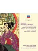 序曲集、合唱曲集 ゴッドフリー&ロンドン新響、ウォーカー&ロイヤル・フィル、ドイリー・カート・オペラ・コーラス、他(2CD)
