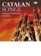鳥の歌~カタルーニャ民謡集 ロス・アンヘレス、パーソンズ【CD】