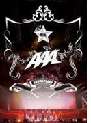 AAA 5th Anniversary LIVE 20100912 at Yokohama Arena【DVD】 2枚組