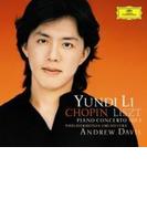 ショパン:ピアノ協奏曲第1番、リスト:ピアノ協奏曲第1番 ユンディ・リ、A.デイヴィス&フィルハーモニア管【SHM-CD】