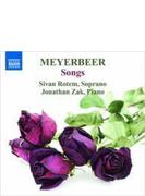 Lieder Vol.1: Rotem(S) J.zak(P)