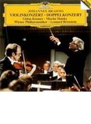 ヴァイオリン協奏曲、二重協奏曲 クレーメル、マイスキー、バーンスタイン&ウィーン・フィル【SHM-CD】