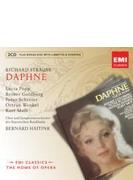 『ダフネ』全曲 ハイティンク&バイエルン放送響、ポップ、ゴルトベルク、他(1983 ステレオ)(2CD)