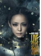 namie amuro LIVE STYLE 2011 (Blu-ray)【ブルーレイ】