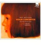 ベートーヴェン:ヴァイオリン協奏曲、ベルク:ヴァイオリン協奏曲 I.ファウスト、アバド&モーツァルト管弦楽団【CD】