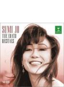 スミ・ジョー エラート・リサイタル録音集(10CD)