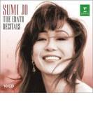 スミ・ジョー エラート・リサイタル録音集(10CD)【CD】 10枚組
