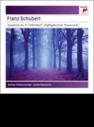 交響曲第8番『未完成』、『ロザムンデ』より バレンボイム&ベルリン・フィル【CD】