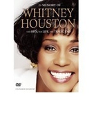 In Memory Of Whitney Houston【DVD】