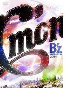 B'z LIVE-GYM 2011 -C'mon-【DVD】 2枚組