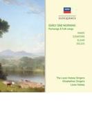 イギリス合唱作品集~エルガー、ディーリアス、スタンフォード、パリー、民謡集 エリザベサン・シンガーズ、ルイス・ハルシー・シンガーズ(2CD)【CD】 2枚組