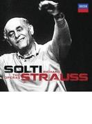 ショルティ/R.シュトラウス・オペラ・レコーディングズ(15CD)【CD】 15枚組