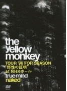 """TRUE MIND """"NAKED""""-TOUR '96 FOR SEASON """"野性の証明"""" at NHKホール-【DVD】 2枚組"""