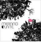 MEANiNG (+DVD)【初回限定盤】【CD】