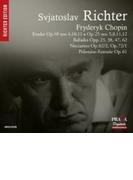 4つのバラード、練習曲集、夜想曲集、幻想ポロネーズ リヒテル(1960、72、88年)【SACD】
